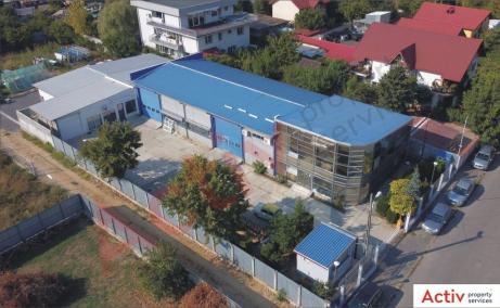 Industrial space for rent - Industriilor area
