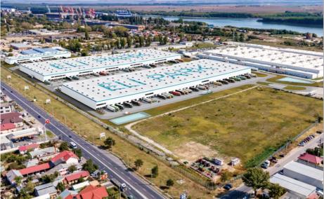 Industrial Space for rent - Eli Park Incity Braila