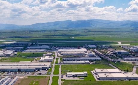 Spatii industriale de inchiriat in CTPark Sibiu