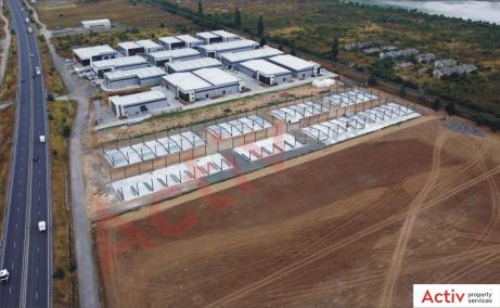 LIFTCON Mogosoaia - warehouse for sale