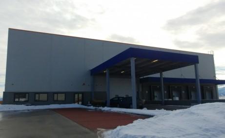 WDP Industrial Park Codlea - parc industrial in dezvoltare