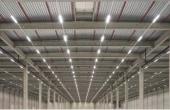 WDP Ploiesti -spatii depozitare si productie Ploiesti vest imagine interior hala