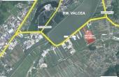 WDP Ramnicu Valcea inchiriere spatiu depozitare Ramnicu Valcea sud vedere satelit