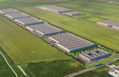 Global Logistics Timisoara 2 inchiriere spatiu depozitare si productie Timisoara nord-est vedere ansamblu