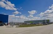 Global Logistics Timisoara 2 inchiriere spatiu depozitare si productie Timisoara nord-est vedere laterala