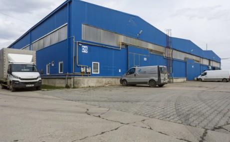 Parc Industrial în Cluj - TRC Park Transilvania