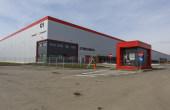 TRC Park Cluj inchirieri hale Cluj nord vedere intrare