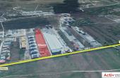 Elboris Cluj-Napoca inchirieri hale cluj vest vedere satelit