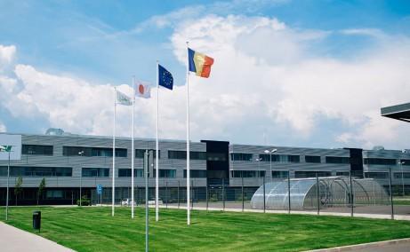 Parcul Industrial Eurobusiness I Oradea