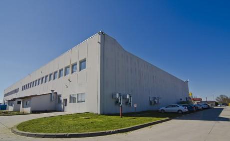 Hala Industriala Utvin inchirieri proprietati industriale Timisoara sud-vest vedere de ansamblu