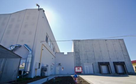 Hala Industriala Utvin inchirieri proprietati industriale Timisoara sud-vest platforma acces tir