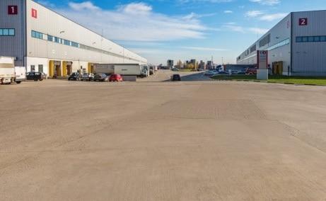 P3 Logistics Park -spatiu de depozitare Bucuresti vest imagine de ansamblu