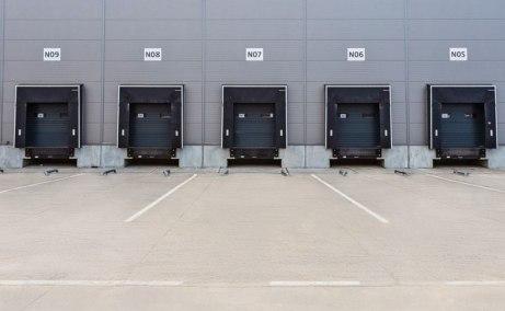 P3 Logistics Park - spatiu de depozitare Bucuresti vest vedere acces autoturisme
