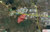 P3 Logistics Park -spatiu de depozitare Bucuresti vest localizare harta Bucuresti