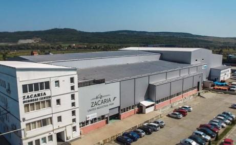 United Industrial Park Sibiu - ocupat 100 %