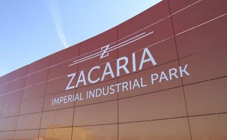 Spatiu de depozitare in Imperial Industrial Park - Sibiu