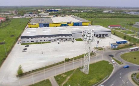 Depozit de inchiriat in Western Industrial Park Oradea